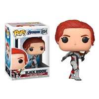 Figura POP Marvel Avengers Endgame Black Widow