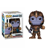 Figura POP Marvel Avengers Endgame Thanos