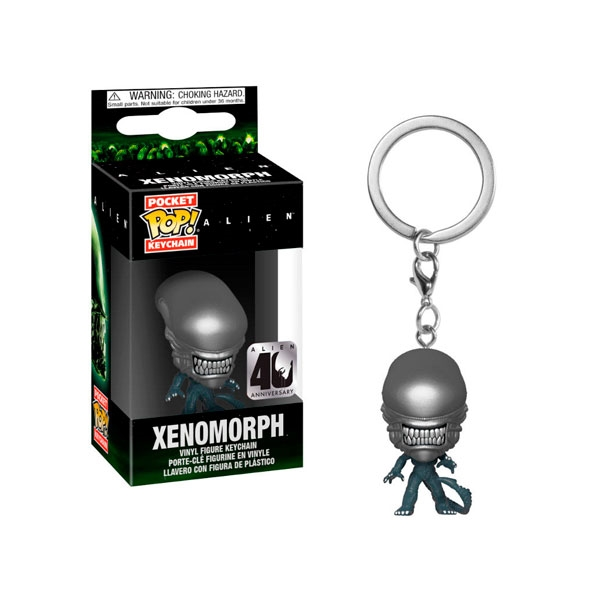 Llavero Pocket POP Alien 40th Xenomorph