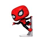 Funko POP Marvel Spiderman Far From Home Spiderman Upgraded