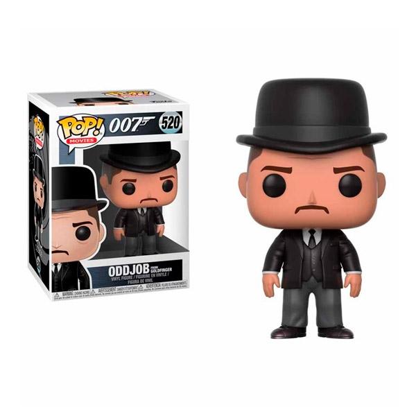 Figura POP 007 James Bond Goldfinger Oddjob