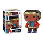 Figura POP 8 Bit Stranger Things Lucas Exclusive