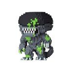Figura POP 8Bit Alien Blood Splatter Exclusive