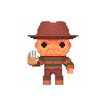 Figura POP 8Bit Horror Freddy Krueger