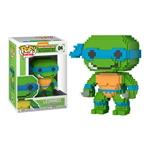 Figura POP 8-Bit TMNT Teenage Mutant Ninja Turtles Leonardo