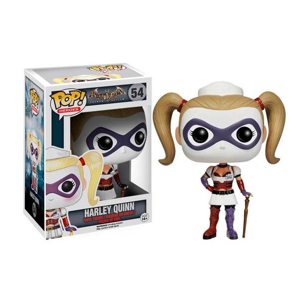 Figura POP Arkham Asylum Nurse Harley Quinn