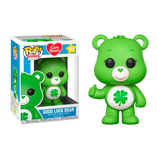 Figura POP Care Bears Good Luck Bear