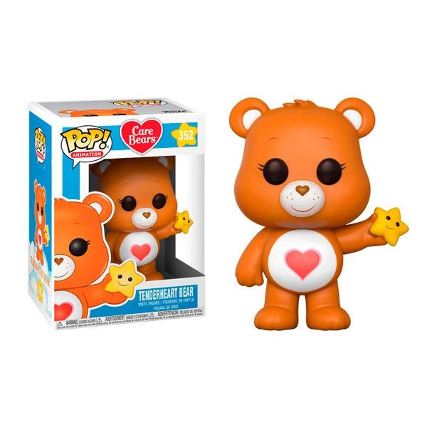 Figura POP Care Bears Tenderheart Bear