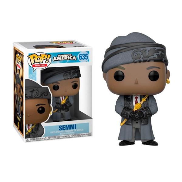 Figura POP Coming to America Semmi