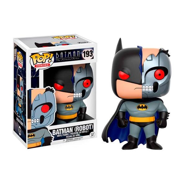 Figura POP DC Batman Animated Robot Batman