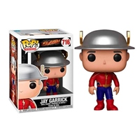Figura POP DC Comics The Flash Jay Garrick