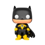 Figura POP DC Comics Yellow Lantern Batman Metallic Excl