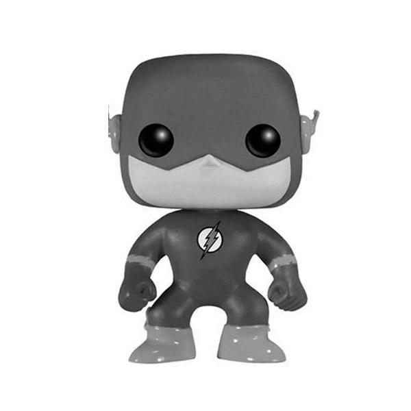 Figura POP DC The Flash BampW Exclusive