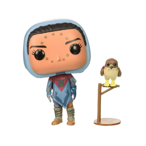 Figura POP Destiny Hawthorne with Hawk