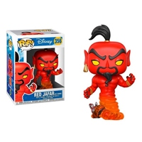 Figura POP Disney Aladdin Jafar Red Chase