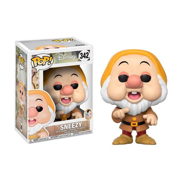 Figura POP Disney Blancanieves y los Siete Enanitos Mocoso