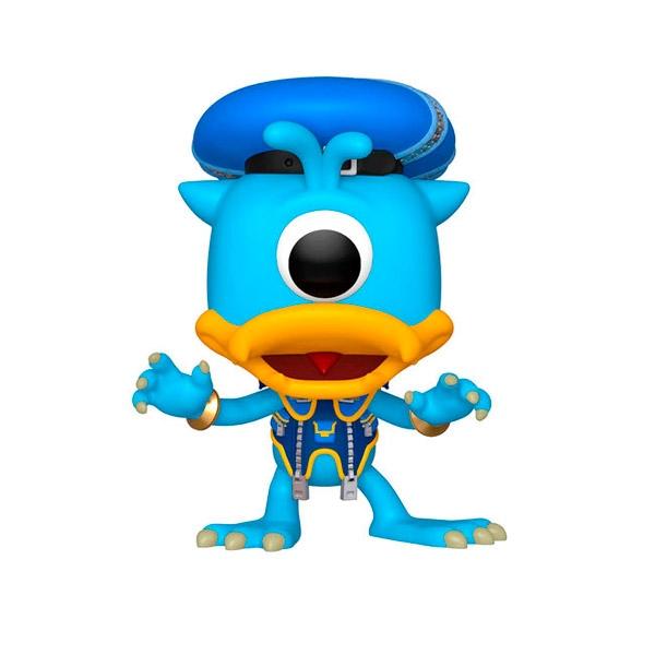 Figura POP Disney Kingdom Hearts 3 Donald Monsters Inc