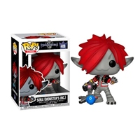 Figura POP Disney Kingdom Hearts 3 Sora Monsters Inc