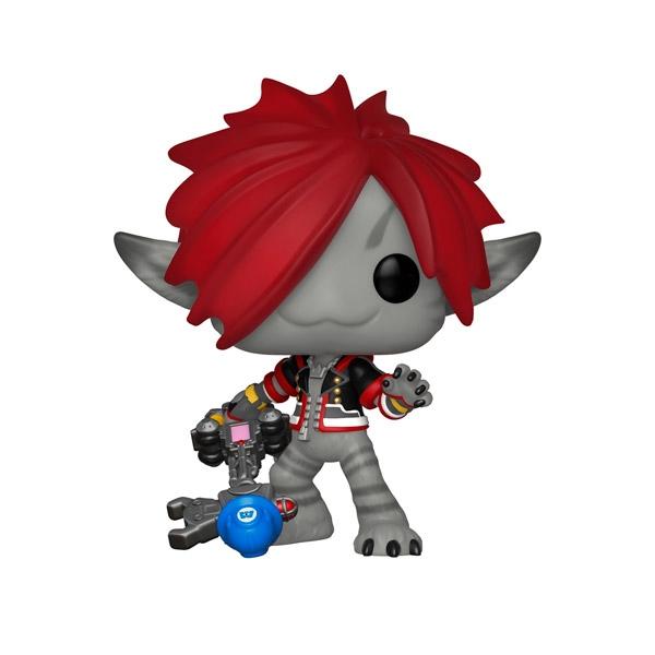 Figura POP Disney Kingdom Hearts 3 Sora Monsters Inc