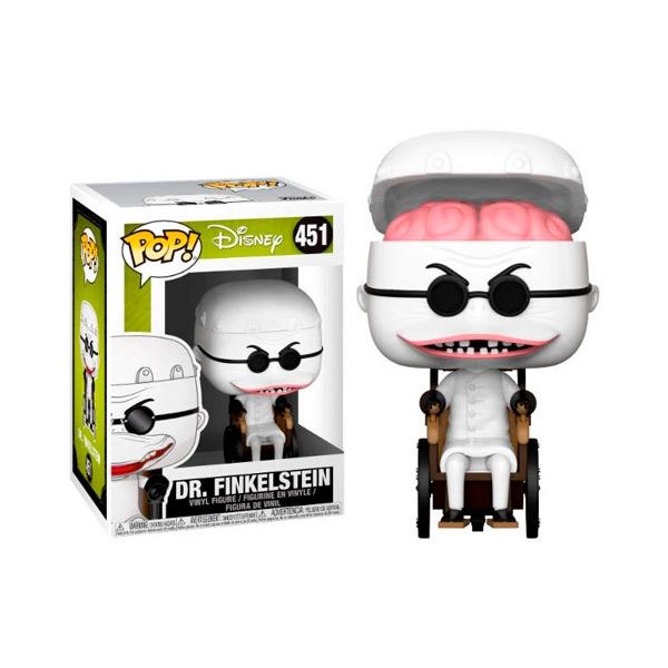 Figura POP Disney Pesadilla Antes de Navidad Dr. Finklestein