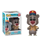 Figura POP Disney TaleSpin Baloo