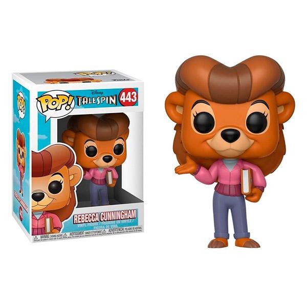 Figura POP Disney TaleSpin Rebecca Cunningham