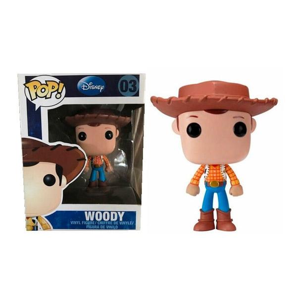 Figura POP Disney Pixar Toy Story Woody