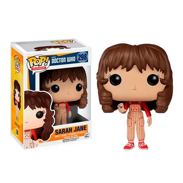 Figura POP Doctor Who Sarah Jane Smith