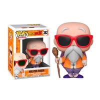 Figura POP Dragon Ball Z Gohan Master Roshi with Staff