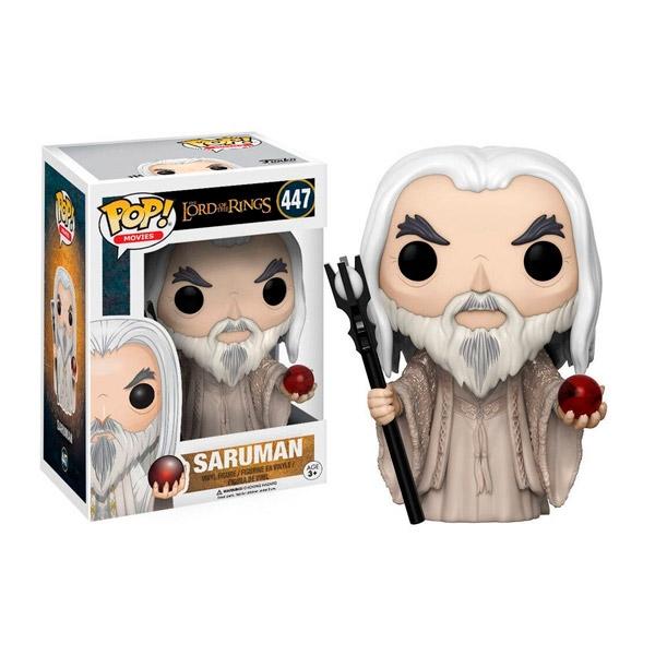 Figura POP El Señor de los Anillos Saruman