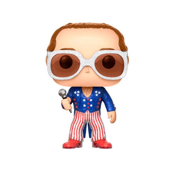 Figura POP Elton John Glitter Exclusive
