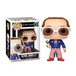 Figura POP Elton John Red White Blue