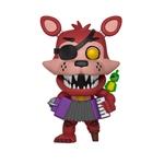 Figura POP Five Nights al Freddys 6 Pizza Sim Rockstar Foxy