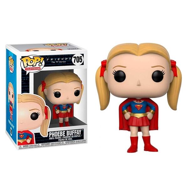 Figura POP Friends Phoebe Buffay as Supergirl