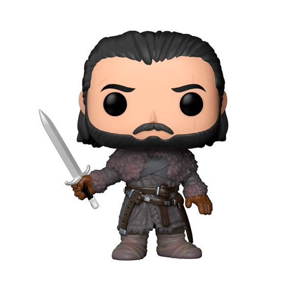 Figura POP Game of Thrones Jon Snow Beyond the Wall