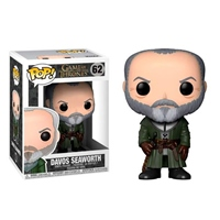 Figura POP Game of Thrones Ser Davos Seaworth