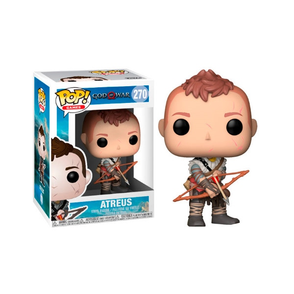 Figura POP God of War Atreus