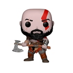 Figura POP God of War Kratos