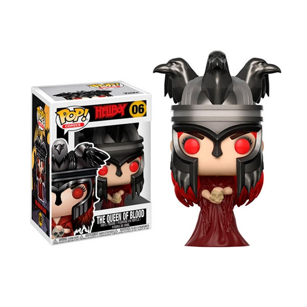 Figura POP Hellboy The Queen of Blood