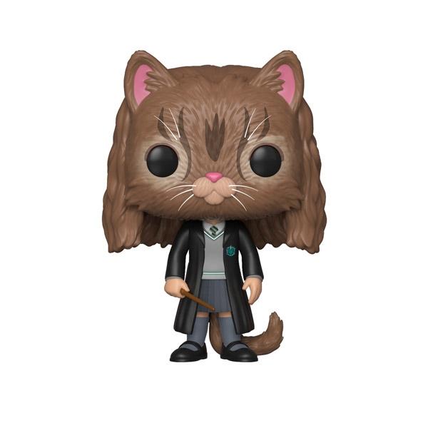Figura POP Harry Potter Hermione as Cat