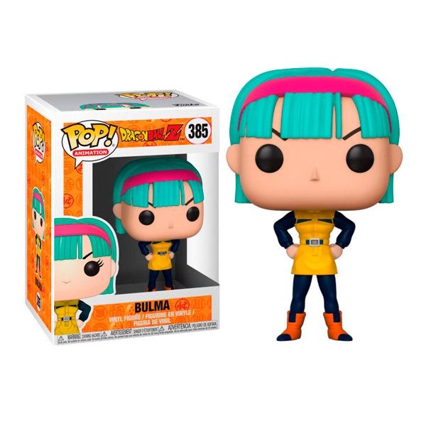 Figura POP Dragon Ball Z Bulma