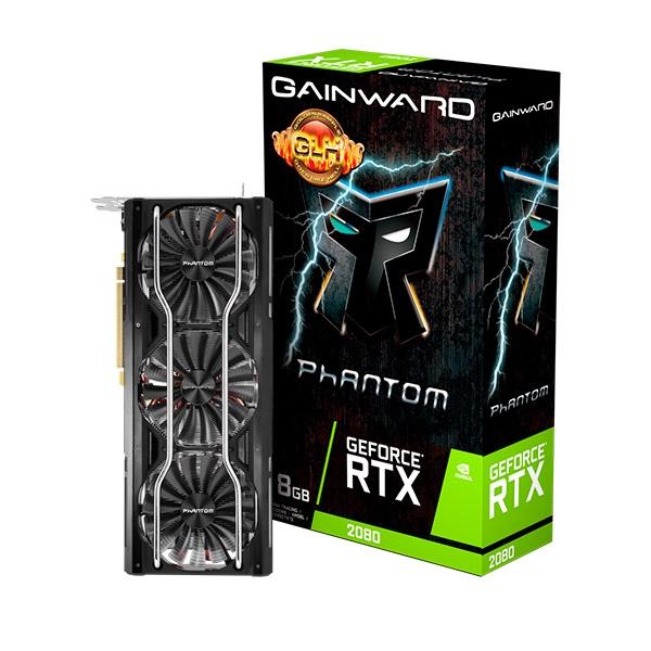 Gainward GeForce RTX 2080 Phantom GLH 8GB - Gráfica