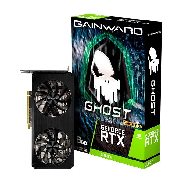 Gainward GeForce RTX3060 Ti Ghost OC 8GB GD6  Gráfica