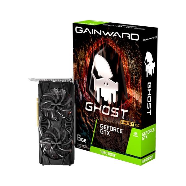 Gainward GeForce GTX1660 Super Ghost 6GB GD6 V1 - Gráfica