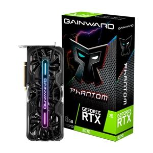 Gainward GeForce RTX3070 Phantom 8GB GD6  Grfica