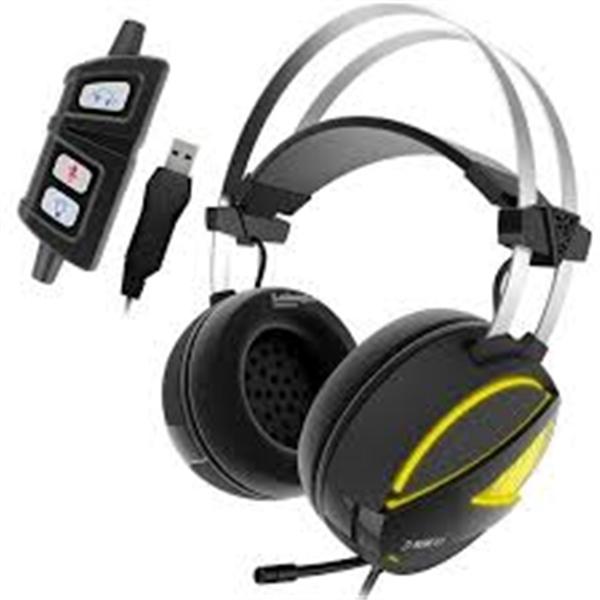 Gamdias Hebe M1 RGB USB 71 virtual  Auricular