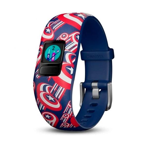 Garmin Vivofit JR 2 Marvel Cápitan América  Smartwatch