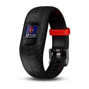 Garmin Vivofit JR 2 Marvel Spiderman Negro  Smartwatch