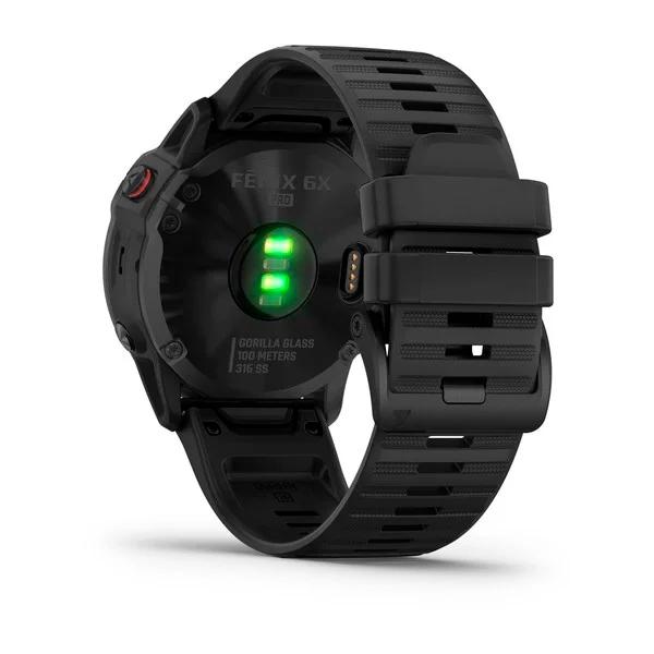 Garmin Fénix 6X Pro and Sapphire editions  Smartwatch