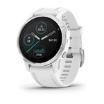Garmin Fénix 6S Plata  Blanco  Smartwatch
